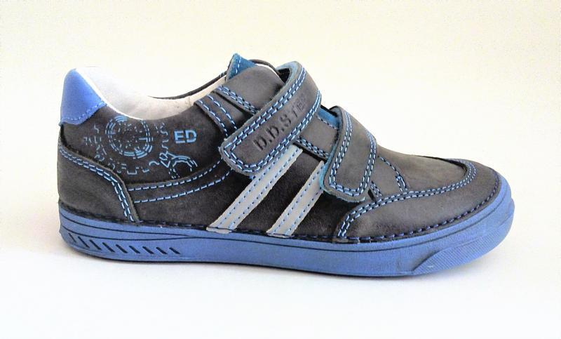 Кожаные спортивные туфли тм d.d.step 32, 36 размеры - Фото 2
