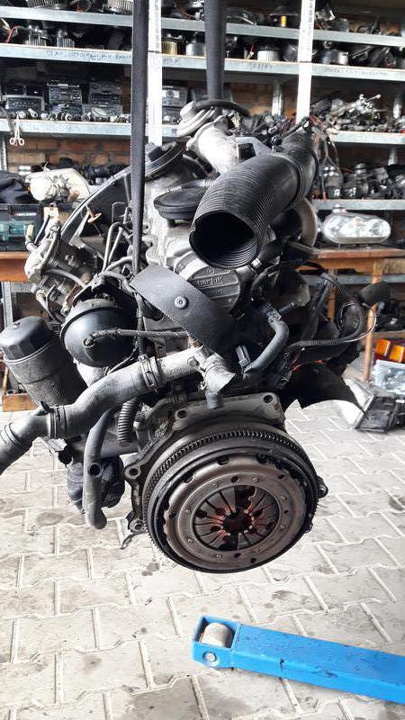 Двигатель мотор AGP VW Golf 4, Skoda Octavia, Audi, Seat 1.9SDI - Фото 3