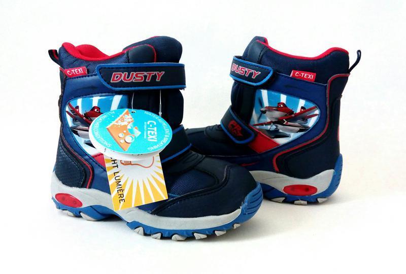 Зимние ботинки 24, 25, 26, 27 размеры