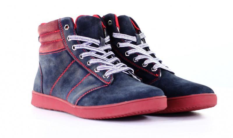 Модные кроссовки хайтопы тм golderr