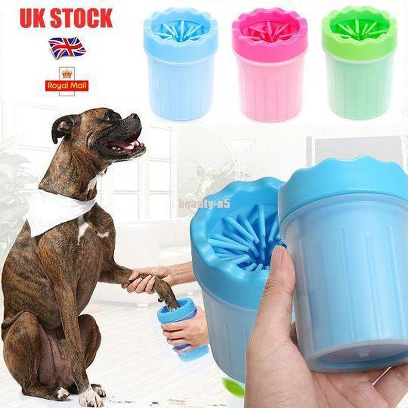 Стакан для мытья лап, лапомойка маленькая для собак, мойка для ла - Фото 9
