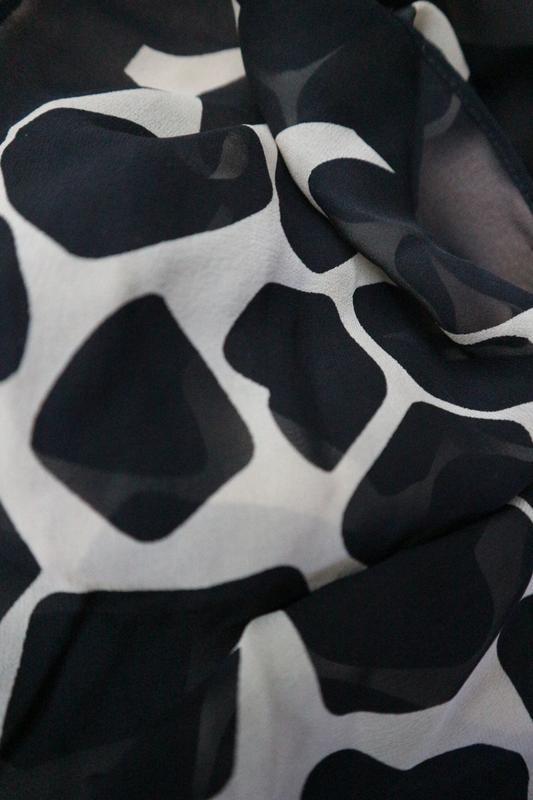Легкий дизайнерский шарфик от jasper conran - Фото 2