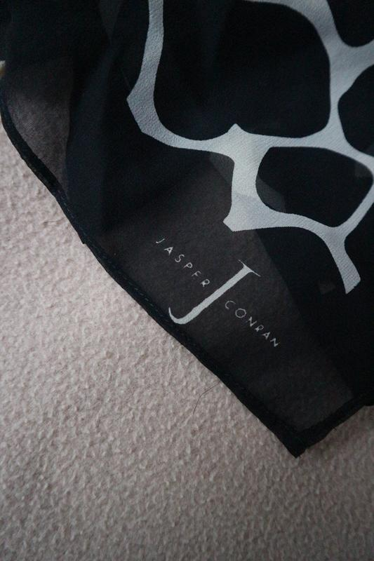 Легкий дизайнерский шарфик от jasper conran - Фото 3