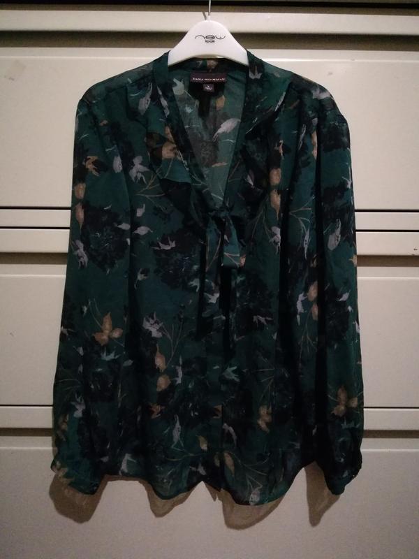 271 шифоновая блузка