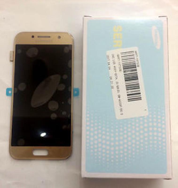 Дисплей AMOLED Samsung SM-A320 Galaxy A3 Gold