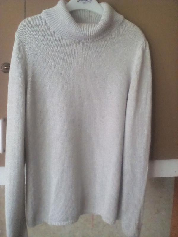 304 свитер chico's р-р м-l