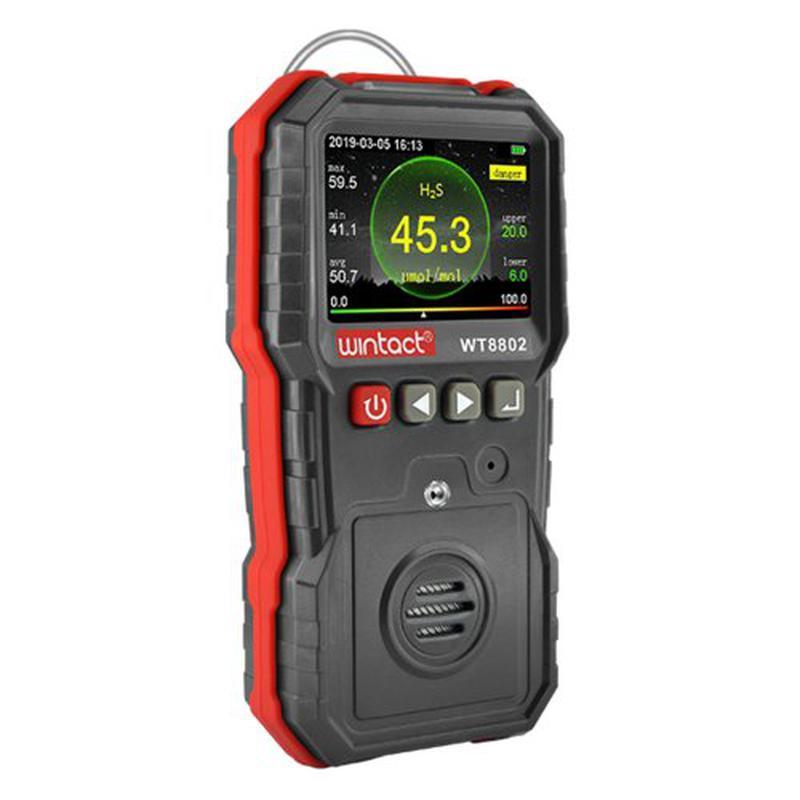 Измеритель концентрации сероводорода Wintact WT8802