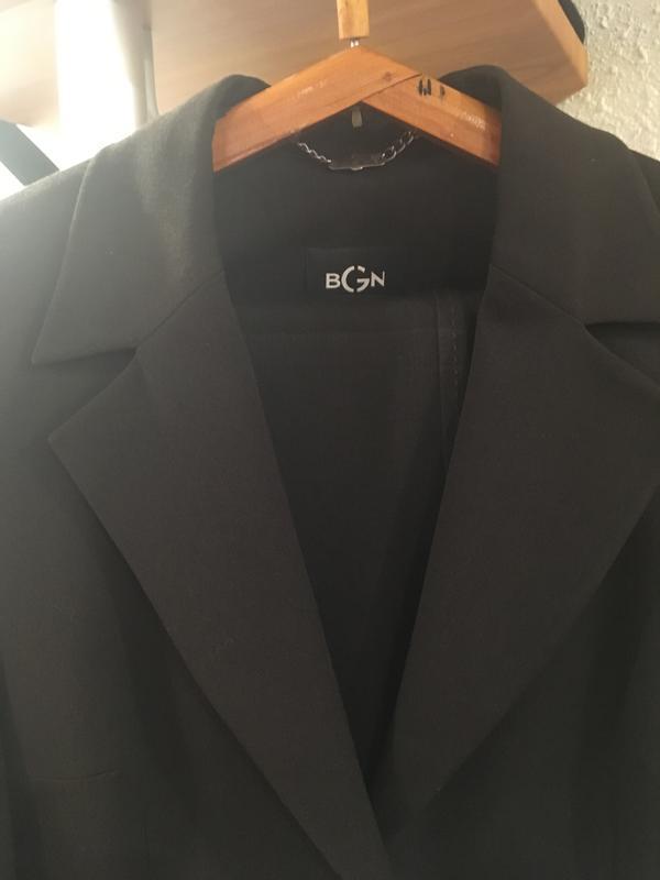Женский деловой костюм с брюками bgn - Фото 5