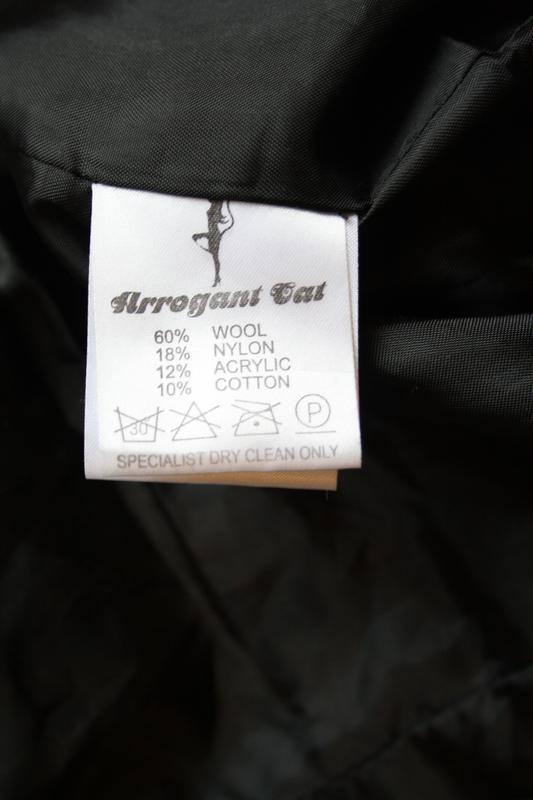 Нарядный жилет arrogant cat 60% шерсть s/m - Фото 2