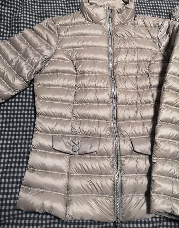 Куртка пуховик reset демисезонная - Фото 2