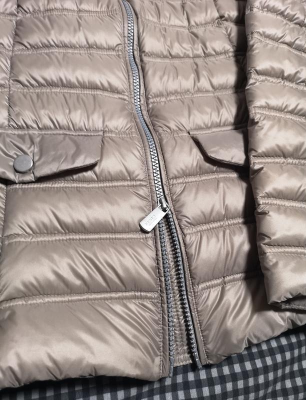 Куртка пуховик reset демисезонная - Фото 8