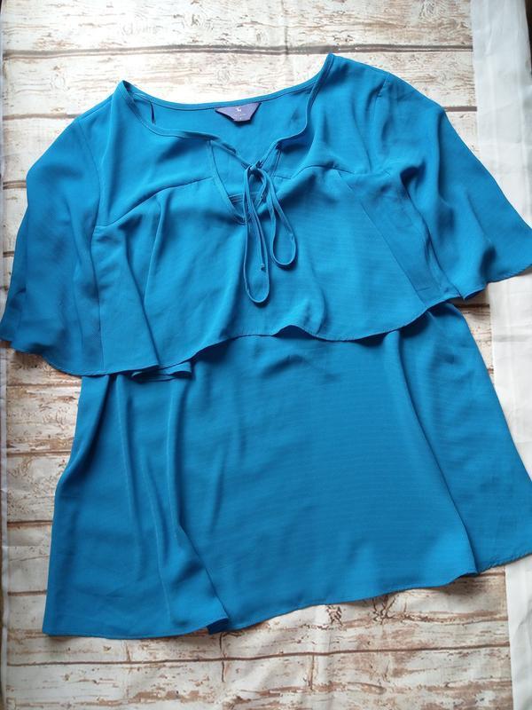 Яркая стильная блуза