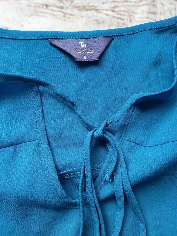 Яркая стильная блуза - Фото 2