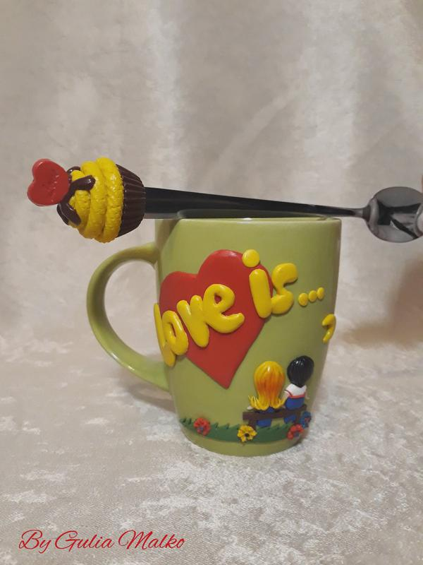 Чашка - подарок для любимой - Фото 3