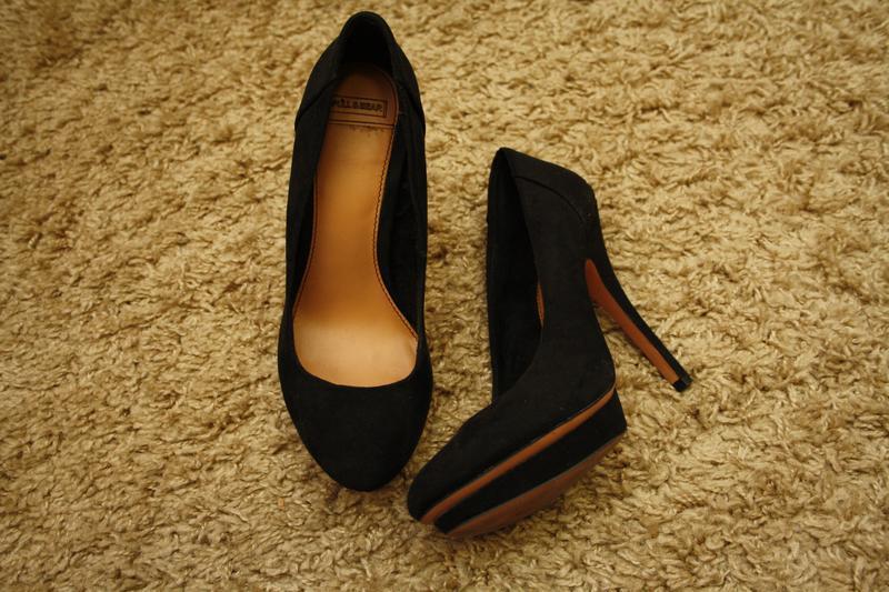 Шикарные туфельки pull&bear, состояние новых