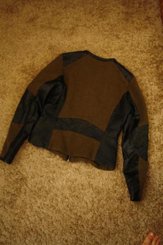 Куртка h&m, очень красивая, как новая - Фото 2