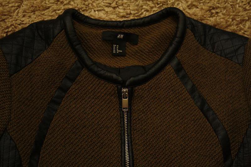 Куртка h&m, очень красивая, как новая - Фото 3