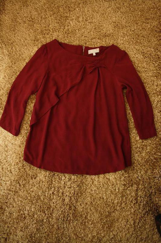 Нарядная блуза peruna , 100% вискоза, сзади декоративный замочек