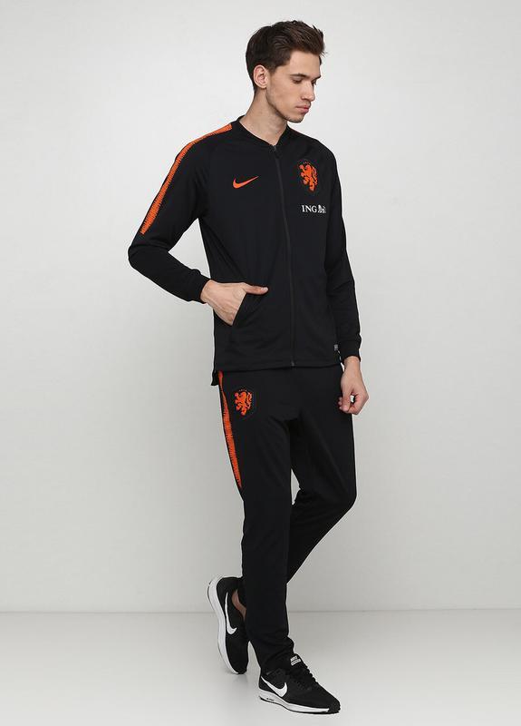 Спортивный костюм nike netherlands dri-fit squad оригинал! - 10%
