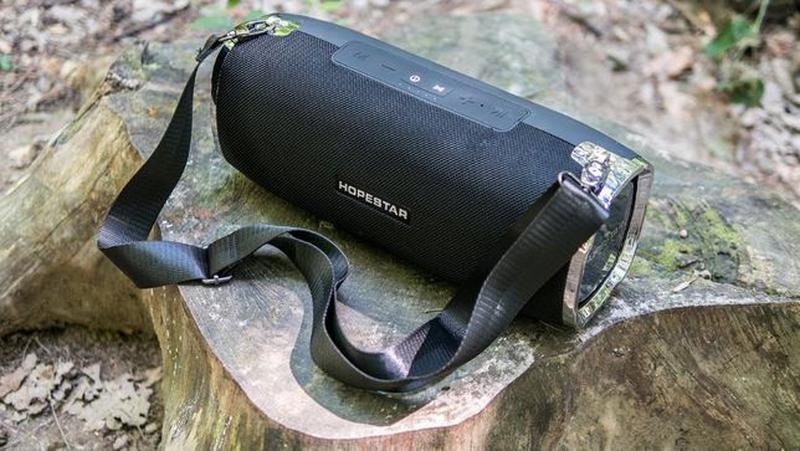 Беспроводная Bluetooth колонка HOPESTAR A6 - Фото 6