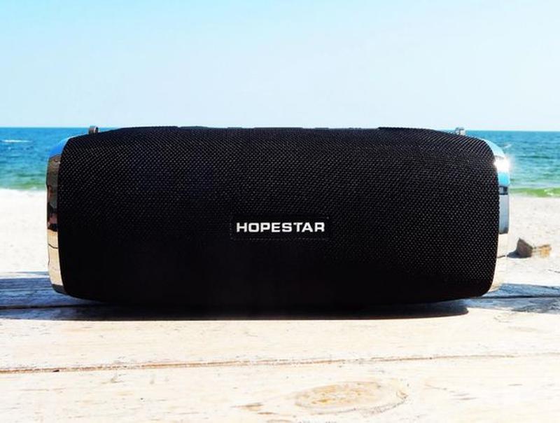 Беспроводная Bluetooth колонка HOPESTAR A6 - Фото 8