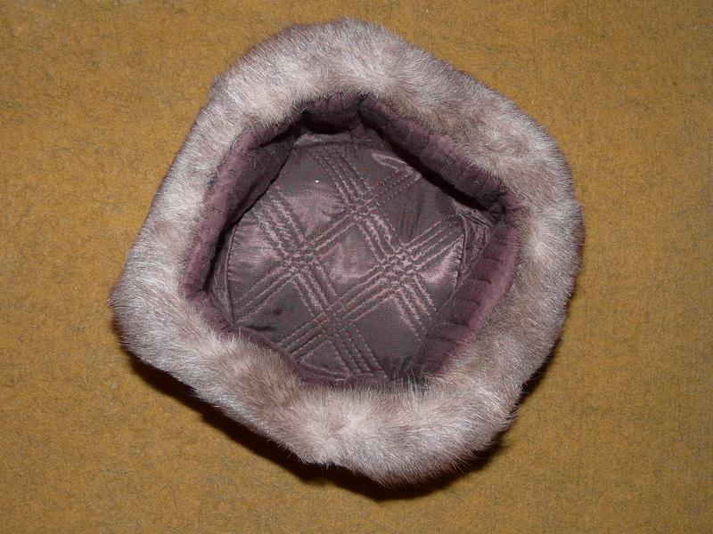 Шапка зимняя / мех оленя оригинальная / натуральная - Фото 3