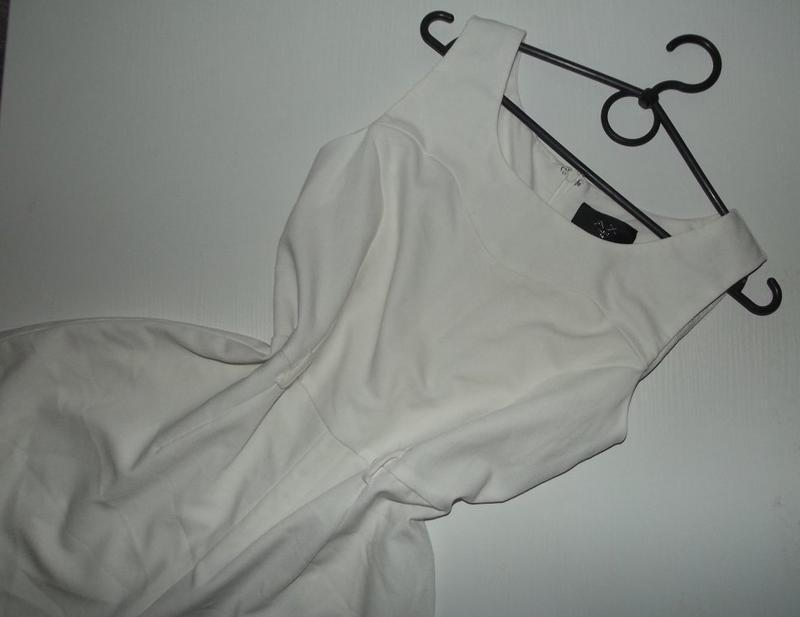 Комбинезон шортами белый летний, 14 - Фото 5