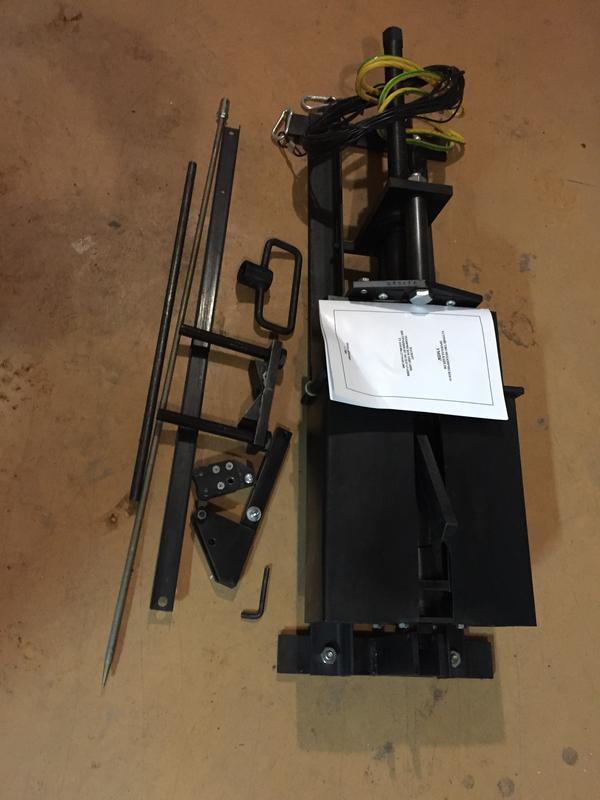 УМПК , Устройство механического дистанционного прокола кабеля