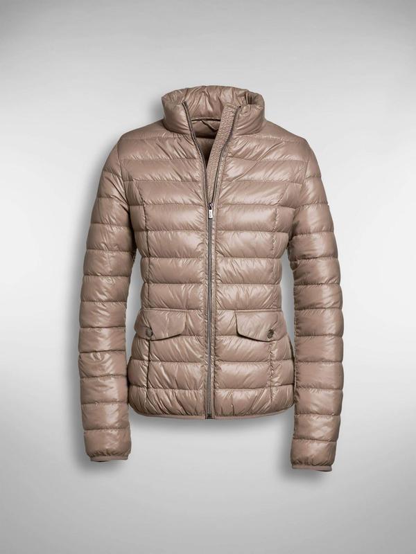 Куртка пуховик reset демисезонная - Фото 10