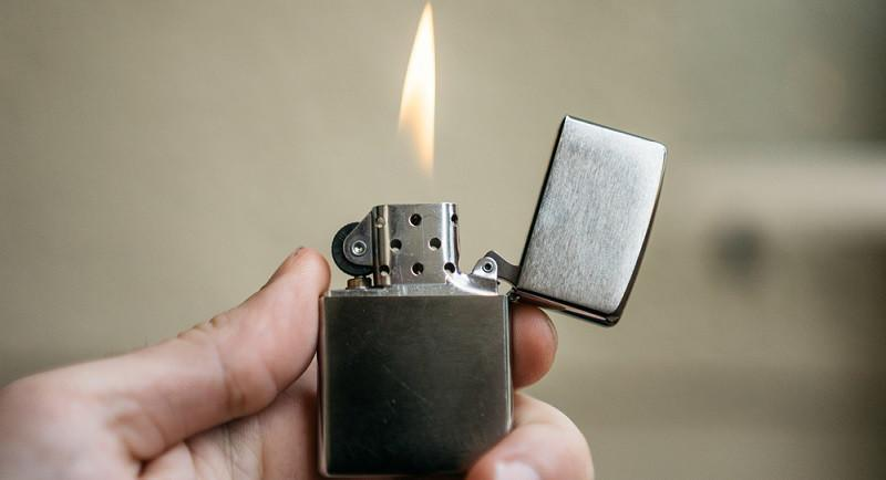 Бензиновая зажигалка в стиле Zippo - Фото 2