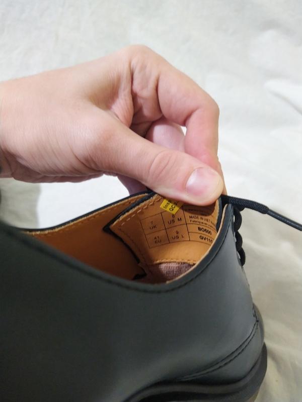 Ботинки туфли dr martens оригинал доктор мартинс кожа новые ра... - Фото 8