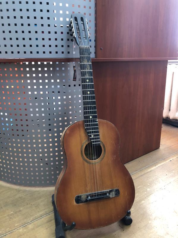 (1077) Черниговская Гитара 3/4 - Фото 4
