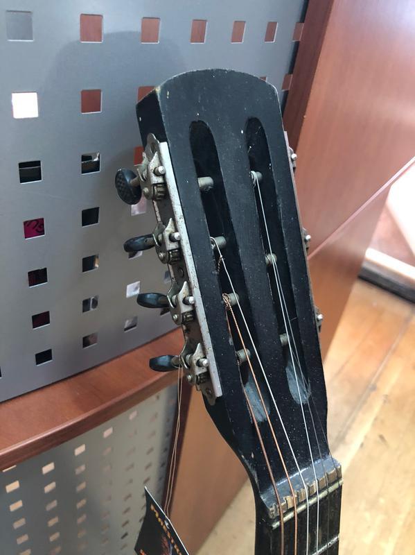 (1077) Черниговская Гитара 3/4 - Фото 5