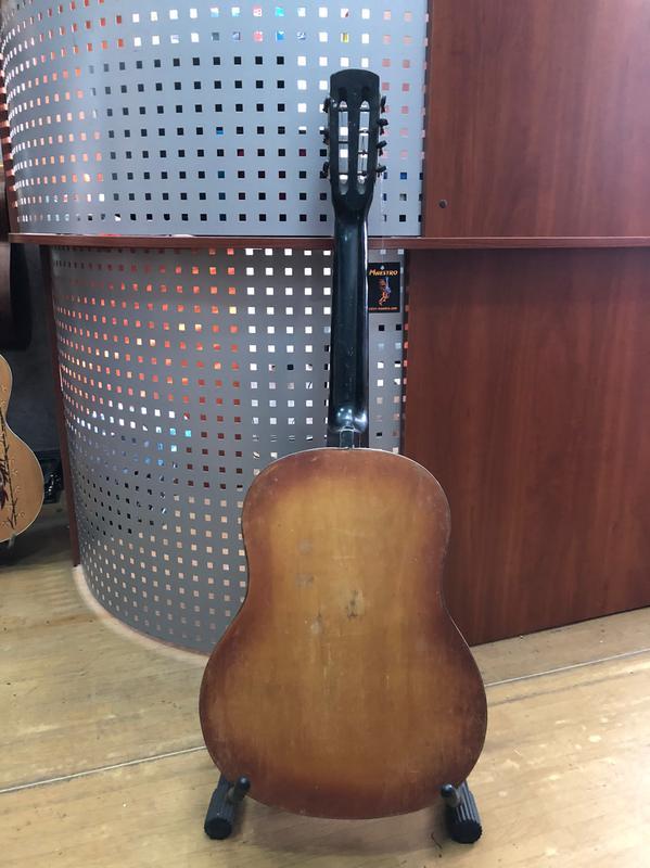 (1077) Черниговская Гитара 3/4 - Фото 7