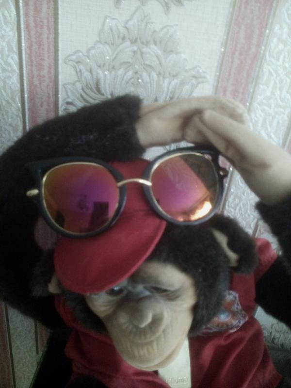 Суперовые очки стрикоза