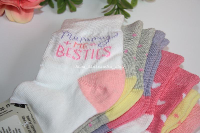 Набор носков носочков  george - Фото 6