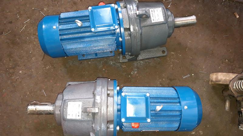 Мотор-редукторы 3МП 25, 31,5,  40,  50,  63,  80