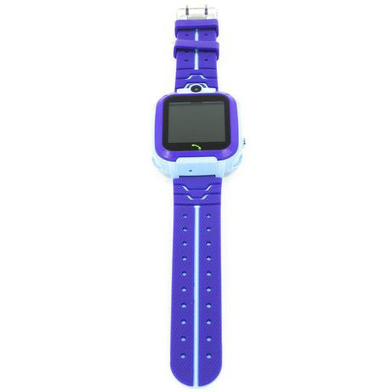 Смарт-часы детские Smart Baby Watch Q12 с камерой GPS ответ на... - Фото 2