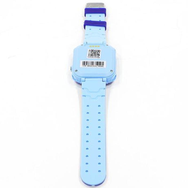Смарт-часы детские Smart Baby Watch Q12 с камерой GPS ответ на... - Фото 3