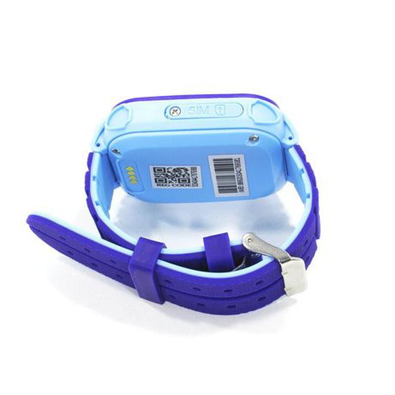 Смарт-часы детские Smart Baby Watch Q12 с камерой GPS ответ на... - Фото 4