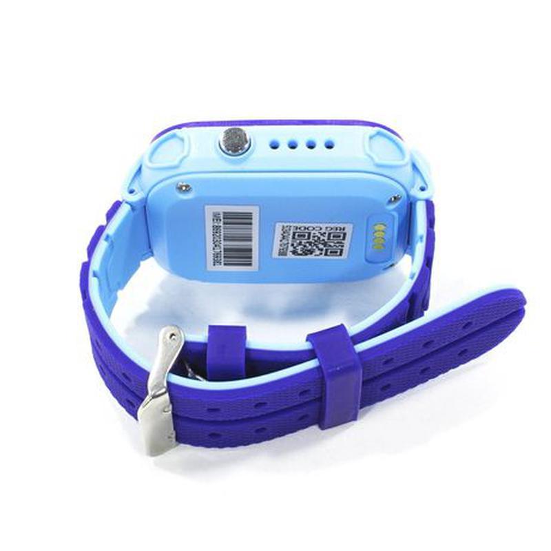 Смарт-часы детские Smart Baby Watch Q12 с камерой GPS ответ на... - Фото 5