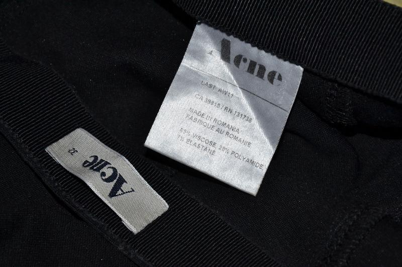 Acne w's pants - Фото 5