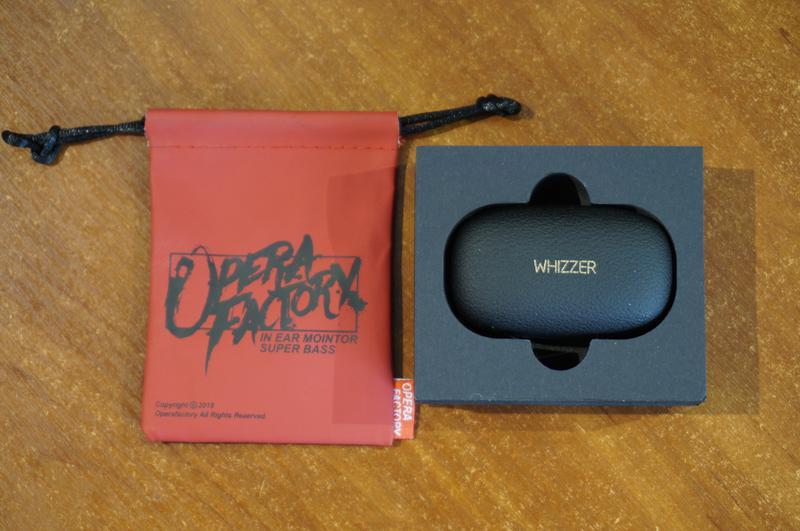 Наушники беспроводные Whizzer OT1 Airdots TWS Bluetooth 5.0 - Фото 2