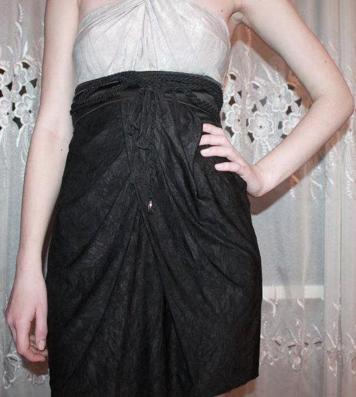 Платье вечернее черное маленькое короткое коктельное
