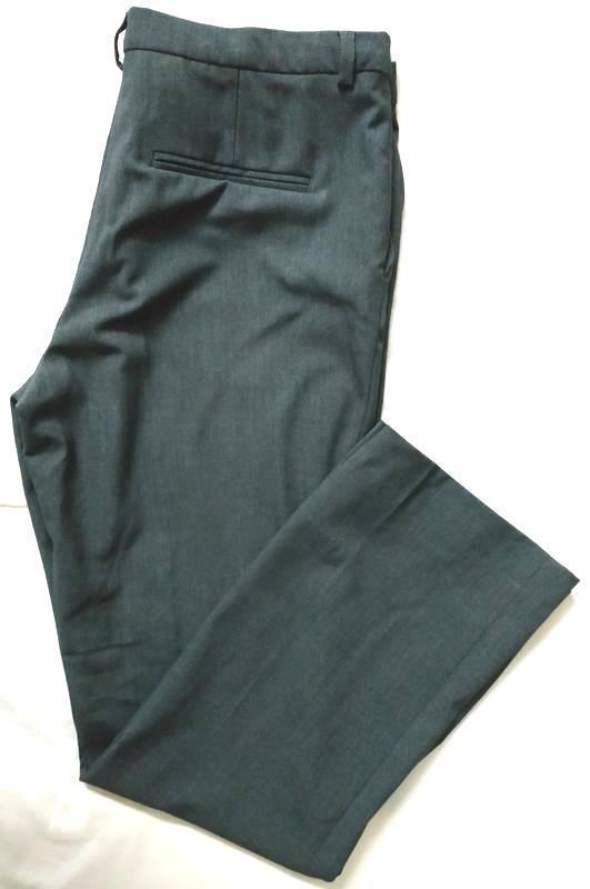 Брюки серые с карманами h&m