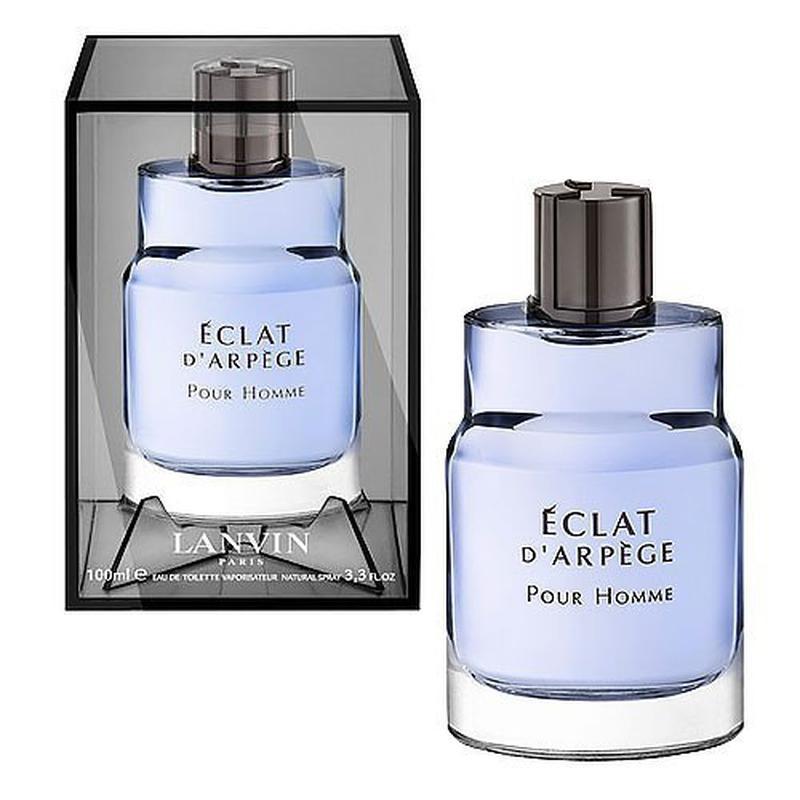 Lanvin Eclat d'Arpege Pour Homme.  Мужская туалетная вода - Фото 2