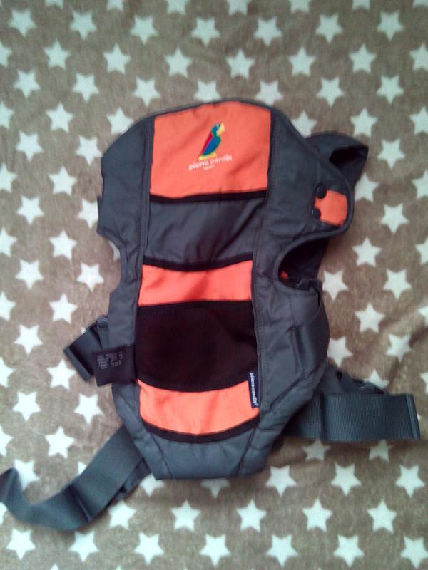 Рюкзак для младенца - Фото 4