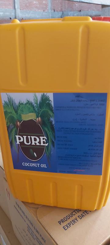 Кокосовое масло рафинированное (Малайзия) - Фото 2