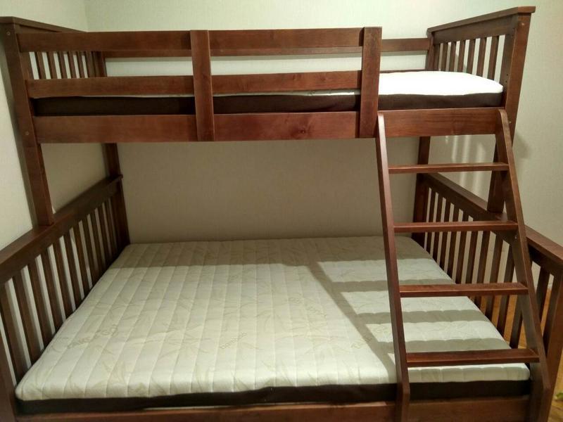 Кровать трёхместная в наличии. - Фото 3