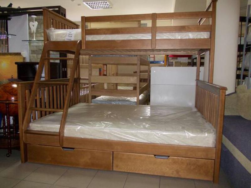 Кровать трёхместная в наличии. - Фото 6